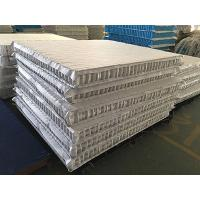 China High Carbon Steel Wire Mattress Pocket Spring Unit With Compressed / Rolled Packing wholesale