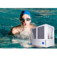 Buy cheap Meeting Factory Supply Air to Water Heat pump 100KW swimming pool heater from wholesalers