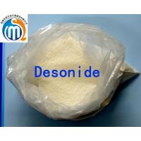 Quality Pharma Grade Desonide Glucocorticoid Steroids Anti-inflummatory Drug for sale