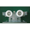 China Safety Bea Sensor Auto Sliding Door , Electric Sliding Door With 100W Brushless DC Motor wholesale