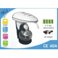 China 300Ml Touchless Motion Sensor Hand Sanitizer Dispenser Automatic Stand Stype wholesale
