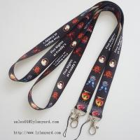 "China Wholesale Neck Heat Transfer Lanyards with 5/8"" for Company Events wholesale"