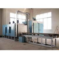 China Trolley Bogie Hearth Furnace , Resistance Heating Furnace Large Capacity wholesale