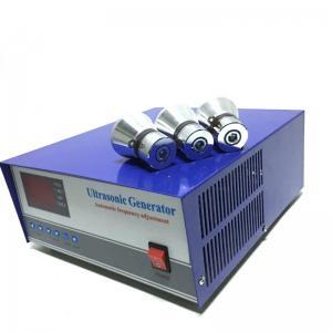 China 1000 2000 Watt Digital Ultrasonic Generator 28khz/40khz For Vibration Transducer wholesale