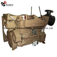Buy cheap CCEC Cummins Diesel Engine Motor NTA855-P450 For Engineering Machines,Water Pump from wholesalers