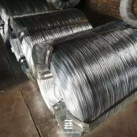 China Strong Wire Mesh Fence Rolls Iron Wire Hot Dipped Galvanized Steel Wire on sale