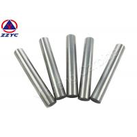 China Linear Rail Shaft Tungsten Carbide Rod Bar For Bearing Bushing Good Chemical Stability wholesale