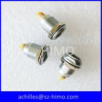 China Replaceble with lemo push pull circular connectors 2 to 24 pins ECG.1B.305.CLL on sale
