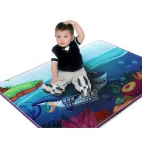 China 2015 Newest Multi Activity Soft Foldable 3d foot massage kids play room floor mat wholesale