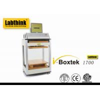 China 9kN Microcomputer Box Compression Testing Machine For Carton & Boxes With ISO 9001 / CE wholesale