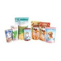 China Eco friendly food packaging zipper pouch for wheat,cereals, tobacco, washing powder wholesale
