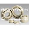 Quality IvoryWhite 6900ZZ / 6900 Ceramic Ball Bearings 2RS PEEK Non Corrodible wholesale