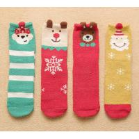 Buy cheap Thermal Christmas Women's Novelty Socks / Fuzzy Animal Socks Soft Fabric For from wholesalers