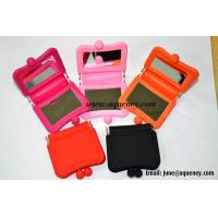 China Buy Silicone Mirror Purse Wallet Bag with low price on sale