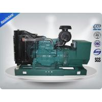 China 80Kw 100Kva VOLVO Engine Generator Set with Stamford/Meccalte Alternator, 3 Phase Genset With Stamford Alternator wholesale