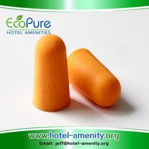 China CE EN 352-2 Bullet PU Foam Ear plugs,Pu foam Ear plugs,Earplugs,Foam ear plugs wholesale