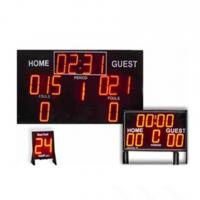 China College Digital Electronic Basketball Scoreboard Standard And Economy Model wholesale