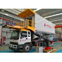 Buy cheap Excellent Catering Truck with full cab to provide catering service for aircrafts from wholesalers
