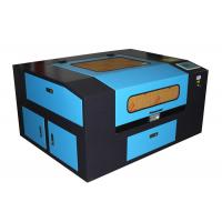 Quality Industrial 60W co2 laser engraving cutting machine for craft / invitation / decoration for sale