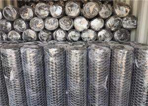 "China 1"" Mesh Size X 22bwg 1m Width Hexagon Metal Mesh wholesale"