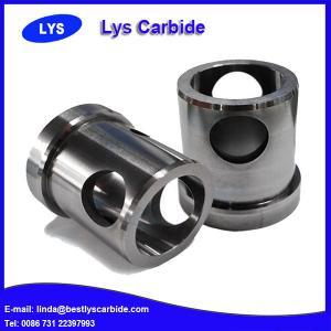 China Tungsten Carbide Nozzle, Tungsten Carbide Sandblasting Nozzle, Carbide Nozzle from Zhuzhou wholesale