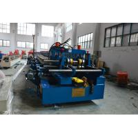 China Metal Chanel Roll Forming Machine Chain Driven PLC Control 22KW With Reducer wholesale