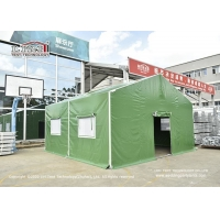Buy cheap High quality aluminum and PVC waterproof outdoor military marquee tent, Outdoor from wholesalers