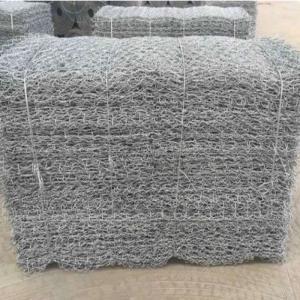 China PVC Coated Box 8x10cm Gabion Wire Mesh wholesale