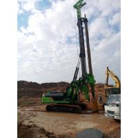 China KR150C Rotary Borehole  Drilling Machine 1500mm Max Pile Diameter Piling Rig wholesale