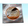 China Custom Printed Pantone Laminated BOPP / VMPET / PE Cosmetic Packaging Bags , Hot Stamping wholesale