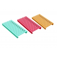 China 2mm Perforated O Grip Strut Grating Traction Tread Flooring wholesale