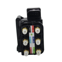 Buy cheap OEM Solenoid Valve Block For Audi A6 A8 2004-2011 Air Ride Suspension from wholesalers