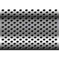 China Diamond 3mm 2mm Perforated Anodized Aluminum Panels ISO9001-2008 Standard wholesale