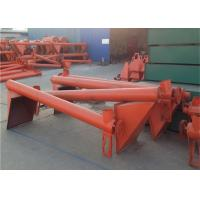China High Speed Vertical Screw Conveyor Machine For Building Material Cement Powder wholesale