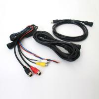 China Warerpoof Video And Power BNC Cable , CCTV Security Camera Audio Video Cable wholesale