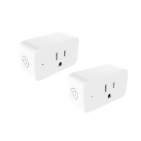 China US-CZ-15A Voice Control Indoor MAX 15A Wifi Smart Socket wholesale