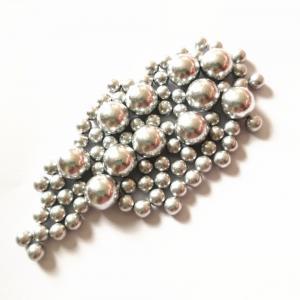 China Miniature Aluminum Solid Bearing Balls , Aluminium Ball 2.2mm 1.2mm 1.1mm on sale