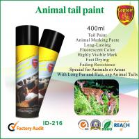 China Eco Friendly aerosol marking paint , Animal Marking Paints For Pig / Sheep / Cattle wholesale