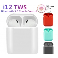 China Touch Control Authentic HSP HFP A2DP TWS Bluetooth Earpods wholesale