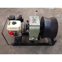 3 Ton Cable Drum Winch
