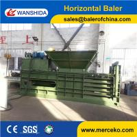 Quality China Plastic PET Bottles Baler factory for sale
