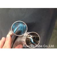 China OD / ID Polished Short 45 Degree Elbow TP304 TP316L Stainless Steel Weld Fittings wholesale