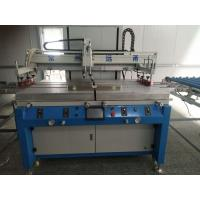 China Semi Auto Flat Screen Printing Machine With Stable Performance And Fast Speed on sale