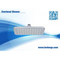 Buy cheap Square Overhead Shower Head Ceiling Mounted Heavy Rain Handheld from wholesalers