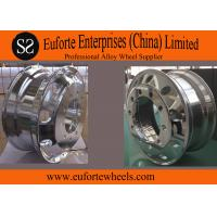 """Quality 24.5""""  Chrome  forged aluminum truck wheels / forged replica wheels for sale"""