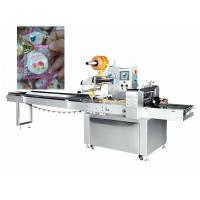 China Cotton Candy Pillow Wrapping Packing Machine Multifunctional 50Hz 3 Phase wholesale