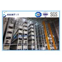 China Intelligent Automated Storage Retrieval System , AS RS Automated Pallet Racking Systems wholesale