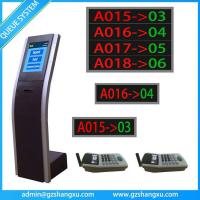 China Electronic Bank/Hospital/Clinic Customer Service Center Queue Ticket Dispenser Machine,Queuing System on sale