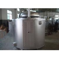 China High Temperature Pit Type Furnace 1400℃ Crucible Top Loading Furnace wholesale