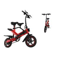 Quality Child Small Folding Electric Bike Urban 25 Km / H Tourism Folding Bicycle for sale